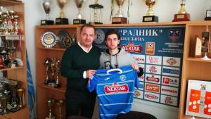 Iz Njemačke u Brčko: Macanović potpisao ugovor