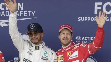 Vettel: Hamilton nije nepobjediv