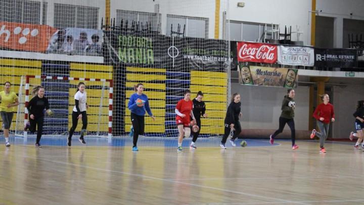Počele pripreme ženske juniorske reprezentacije