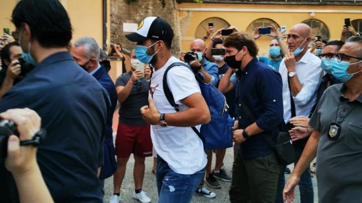 Suarez polagao ispit iz italijanskog jezika, stigli i rezultati
