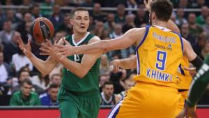 Velika pobjeda Khimkija u Kaunasu