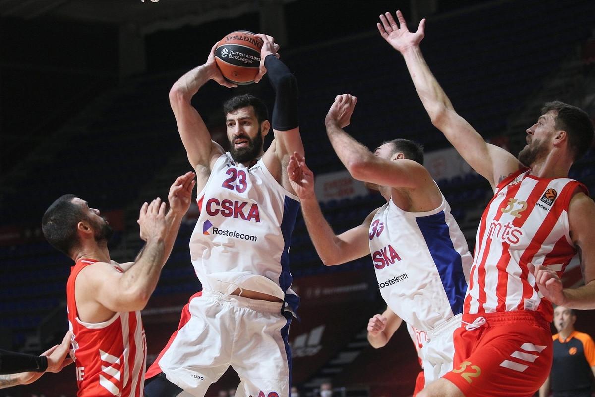 Velika pobjeda Crvene zvezde nad CSKA nakon produžetka