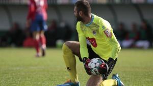 FK Borac zna šta radi: Ponajbolji golman lige nagrađen je za dobre partije