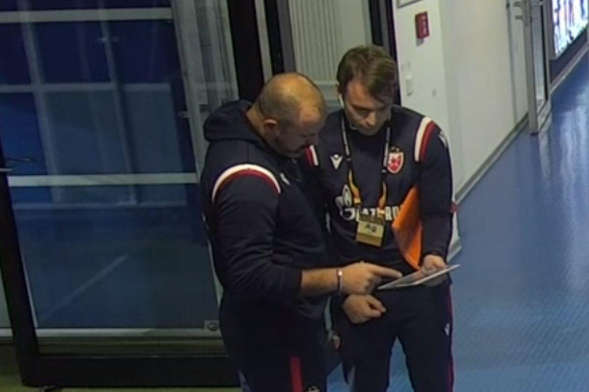 Dejan Stanković poslan na hlađenje, pa instrukcije davao iz tunela