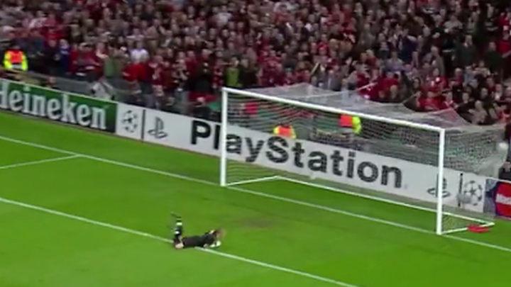 Gol kojeg se navijači Uniteda rado sjete