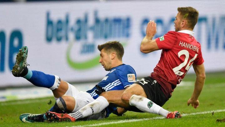 Schalke u finišu ostao bez pobjede i drugog mjesta