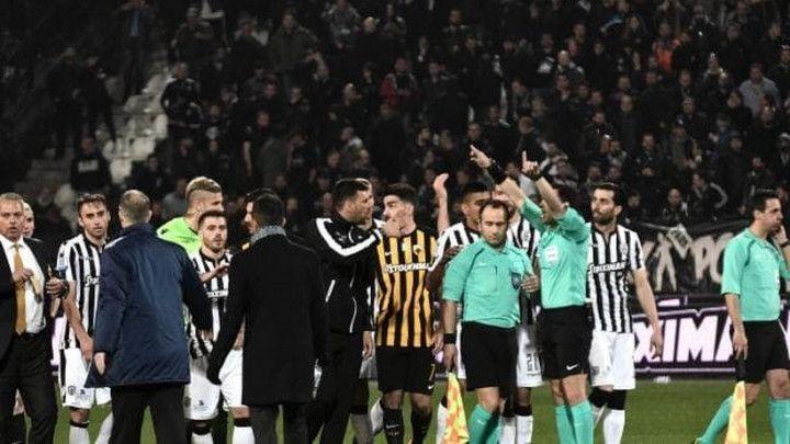 Suspendovano prvenstvo Grčke!