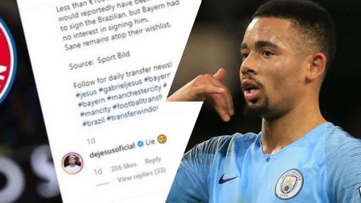 Jesus jednom riječju sve rekao o transferu u Bayern
