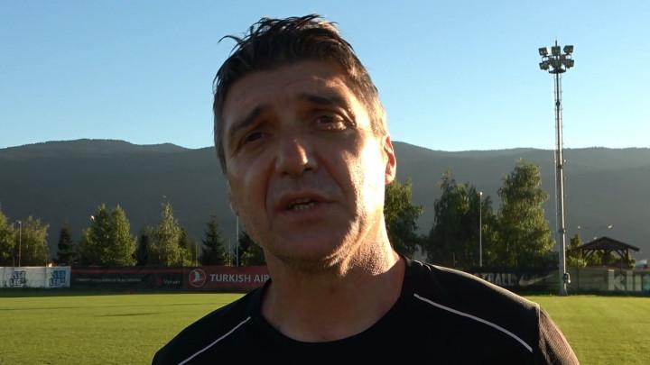 Marinović: Moramo dobro razmisliti na koji način ćemo igrati protiv Veleža