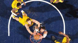 Oklahoma slavila u Indianapolisu, Orlando nemoćan protiv Clippersa