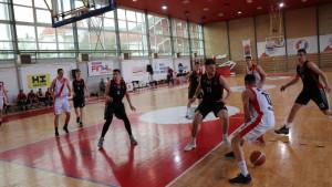 Završnica Lige mladih u Skenderiji