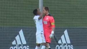 Rodrygo ne igra u El Clasicu zbog bizarnog crvenog kartona u nastupu za rezerve Real Madrida