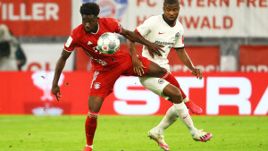 Slavlje Eintrachta na Allianz Areni nije dugo trajalo