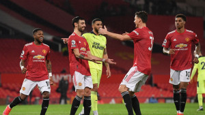 Newcastle nemoćan protiv Crvenih đavola na Old Traffordu
