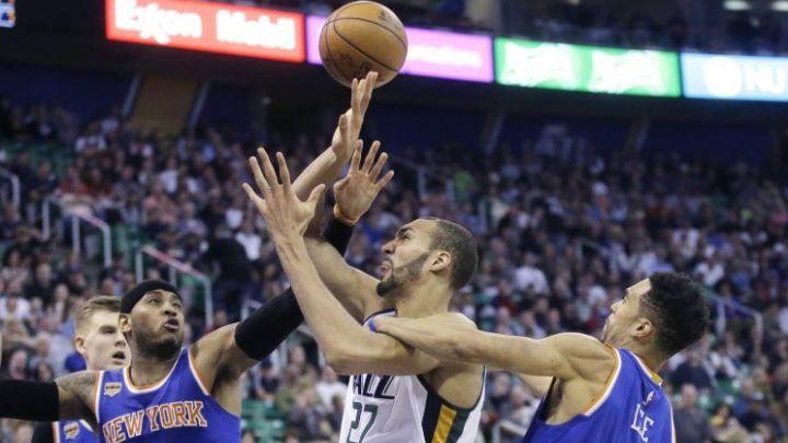 Gobert uništio Knickse, šampion izgubio u Denveru