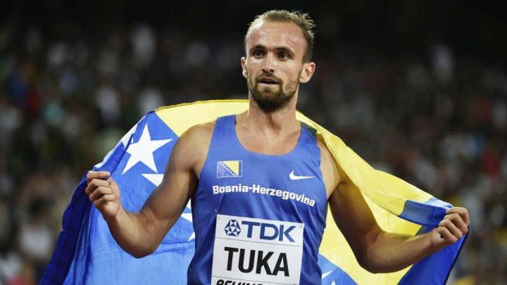 Amel Tuka u pohodu na medalju u svom prvom finalu Evropskog prvenstva u dvorani