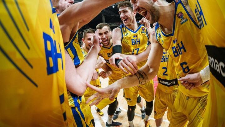 Mejdan izdati neće: Košarkaši BiH u prilici da jednom nogom zakorače na Eurobasket