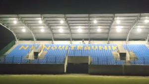Stadion federalnog drugoligaša zasijao punim sjajem