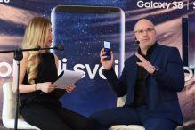 Samsung predstavio svoju perjanicu Galaxy S8 i S8+ u BiH