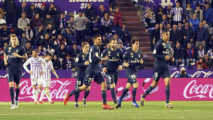 Kako je počelo, odlično je završilo: Real se probudio i razbio Valladolid