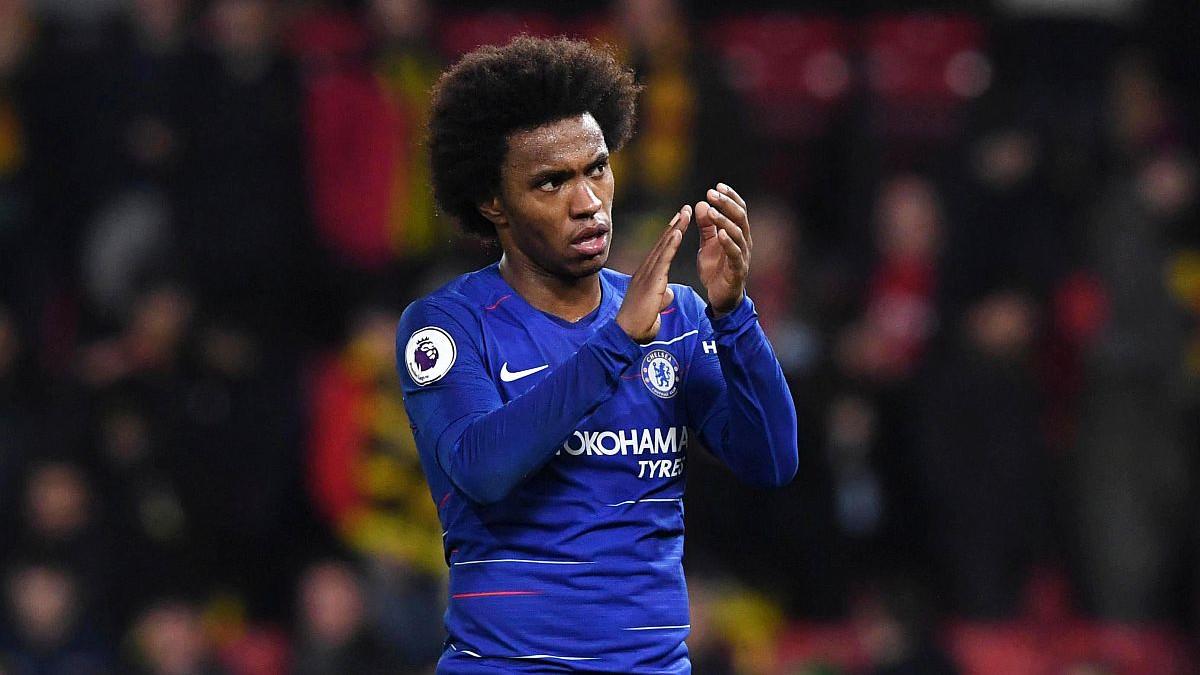Chelsea odbio nevjerovatnu ponudu Barcelone za Williana