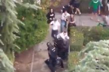Huligani izazvali nerede u Madridu
