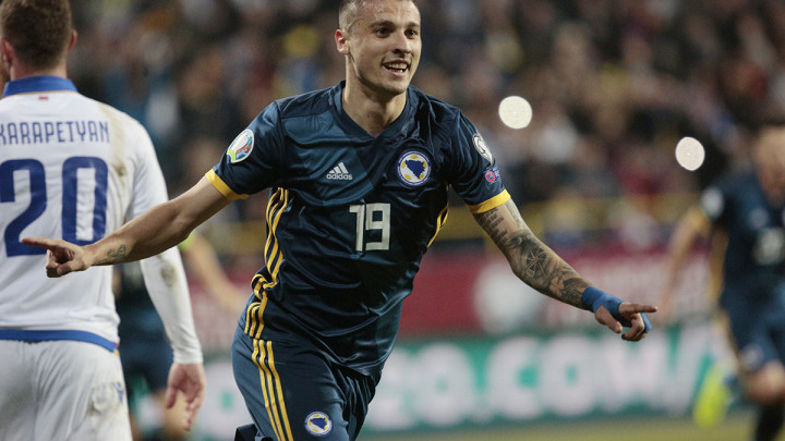 Italijani tvrde: Rade Krunić na listi želja Milana?
