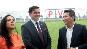 Senad Jahić o odlasku iz FK Sarajevo: Čast mi je što sam radio u klubu, ostavljam ga u dobrim rukama