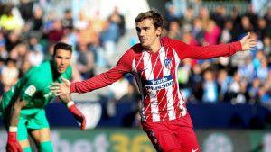 Griezmann u prvoj minuti za pobjedu Atletica u Malagi