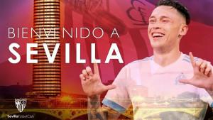 Lucas Ocampos novi igrač Seville
