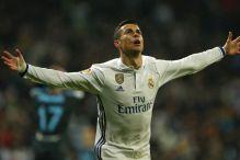 Cristiano Ronaldo najplaćeniji sportista svijeta