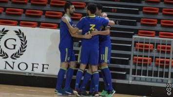 Futsal reprezentacija BiH bolja od Makedonije