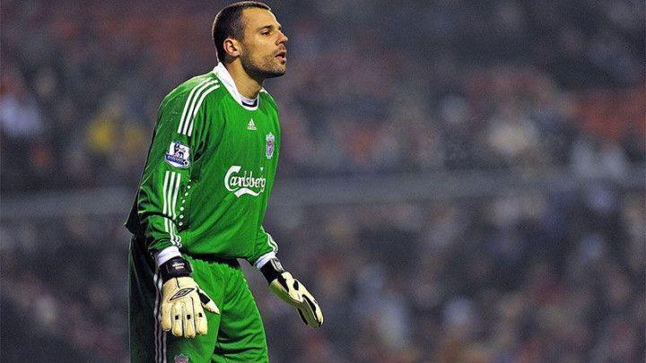 Bivši golman Liverpoola se vratio u Evropu
