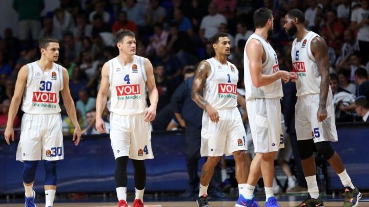 Senzacija u Podgorici: Budućnost slavila protiv CSKA!