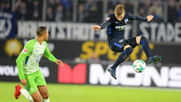 Remi Wolfsburga i Herthe, Ibišević postigao gol