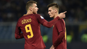 Di Francesco: Schick i Džeko mogu zajedno