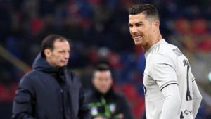 Allegri: Ronaldo ima svoju motivaciju, ne trebaju mu Zapatini golovi