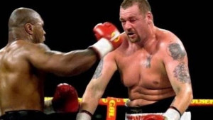 Izgubio je prije 19 godina, a danas proziva Tysona: Ne udara jako, prljavo je dobio meč