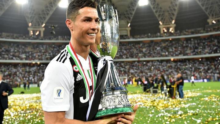 Kako je trenirati sa Ronaldom? Molio sam ga da prestane, nije želio da ode!