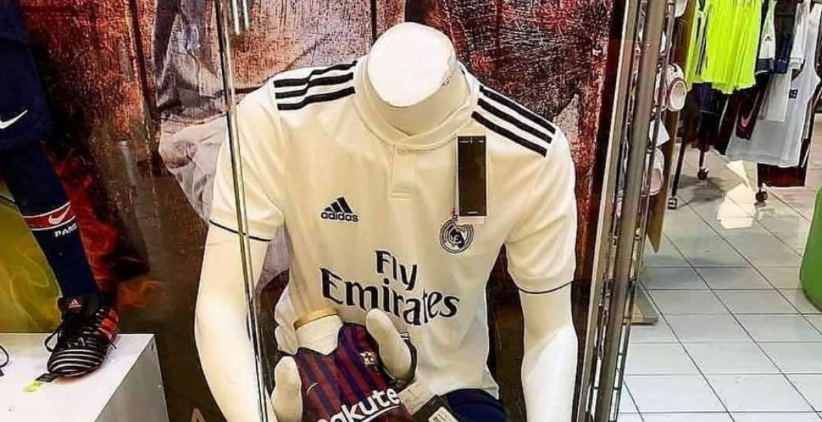 Zbog ove fotografije ponovo su 'zakuhali' navijači Barcelone i Real Madrida