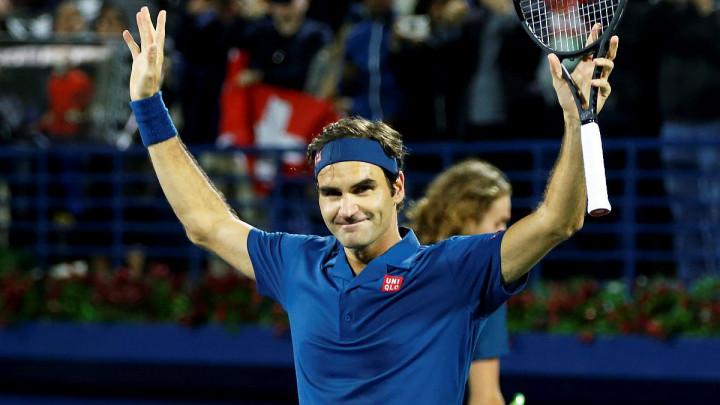 Federer lako prošao, Nishikori se mučio, Krajinović iznenadio Goffina