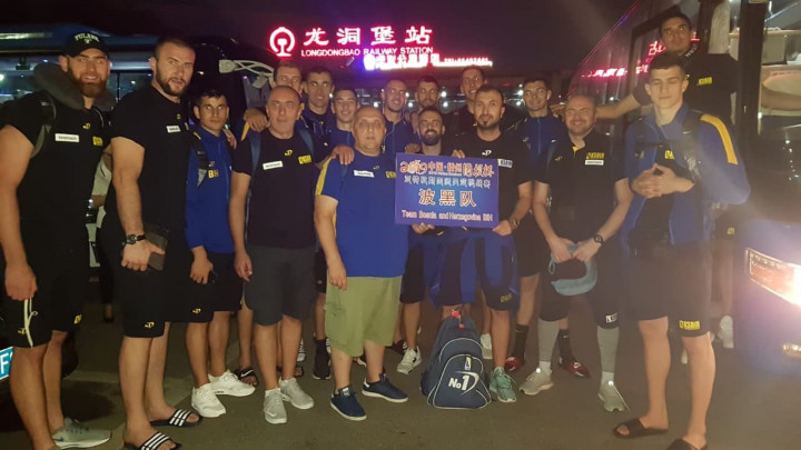 Bh. košarkaši slavili nad selekcijom Kine