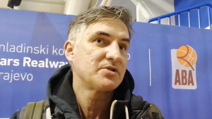 Mulaomerović: Žao mi je što je moj tim igrao ispod svakog nivoa večeras