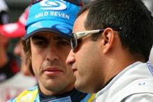 Montoya savjetuje Alonsa da pazi na gužvu
