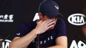 Najtužnija pressica ikad: Andy Murray u suzama objavio kraj karijere!