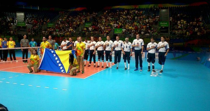 Zlatni momci u polufinalu Paraolimpijskih igara!