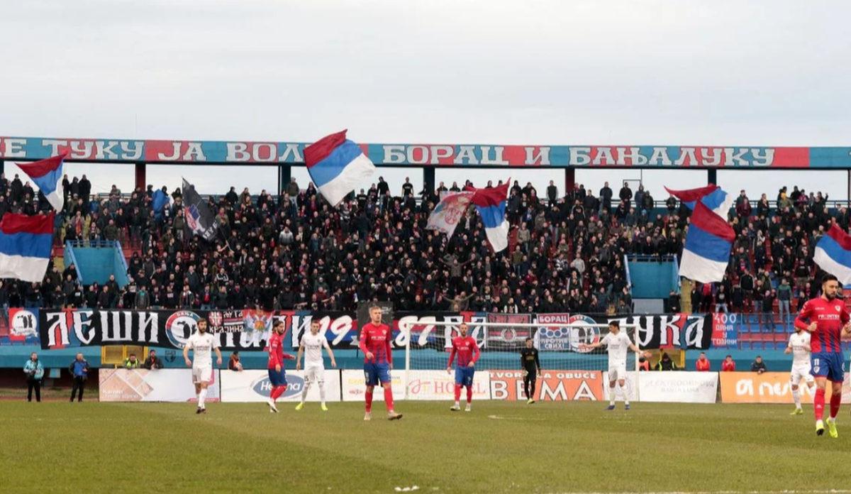 NFSBiH kaznio FK Borac zbog dešavanja na meču protiv FK Sarajevo