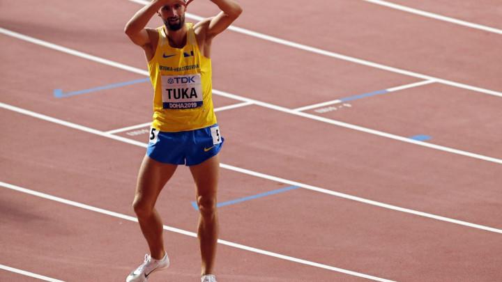 Amel Tuka uz rekord sezone treći u Ostravi