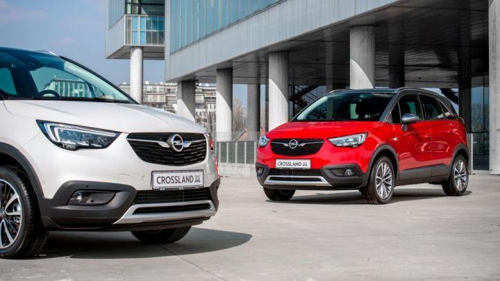 Uz kul izgled SUV-a: Opel predstavio novi Crossland X