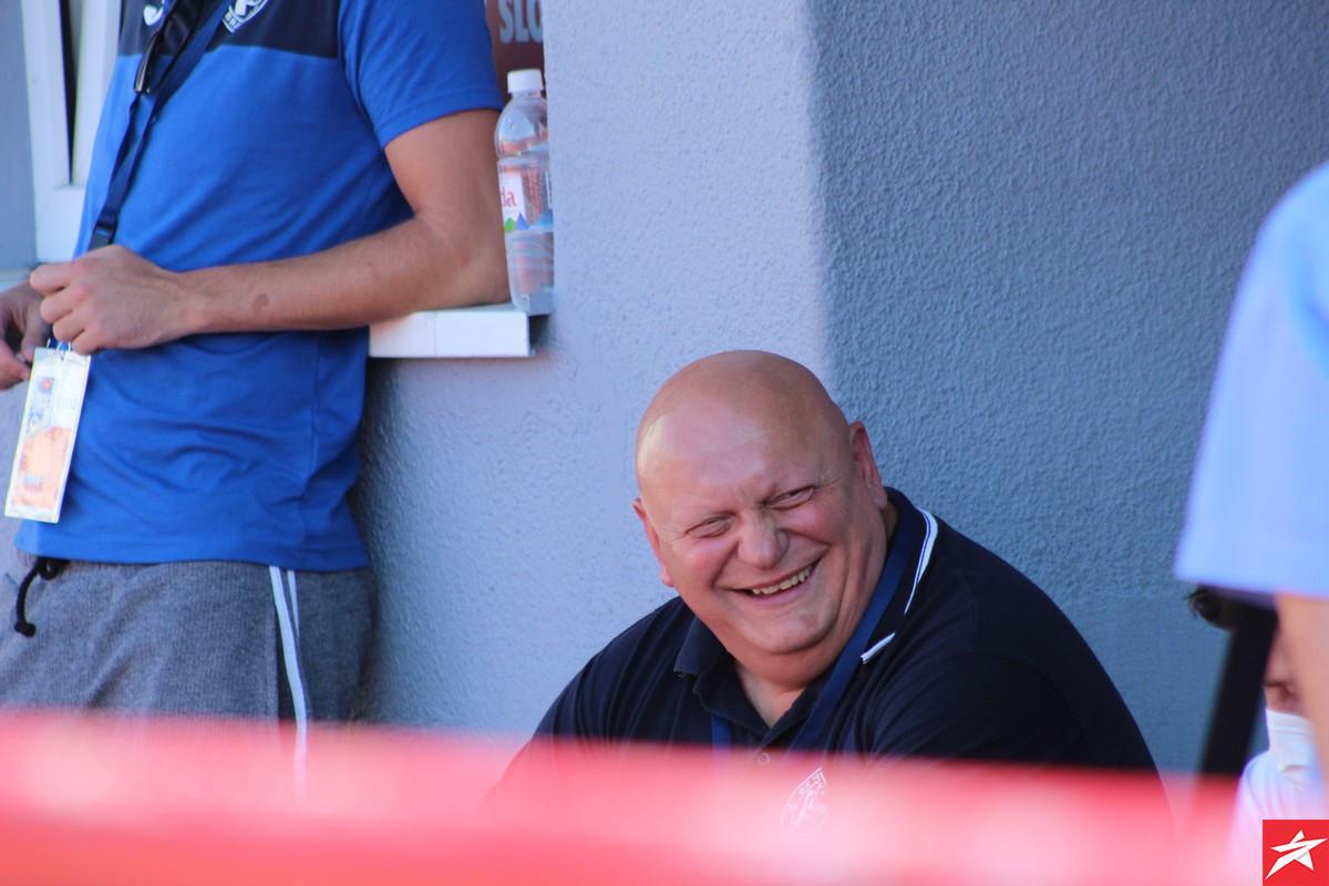 Petrović: Pobjedili smo jer smo isforsirali svoj stil igre